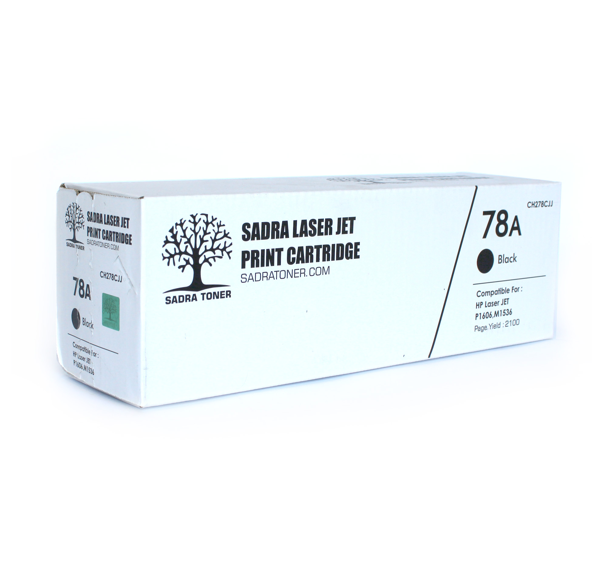 Sadra Laser Cartridge 78A HP black